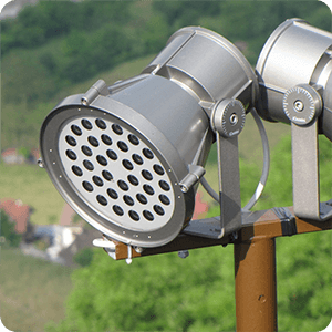 renovables farola led fotovoltaica