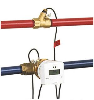 contabilizacion contador individual calorímetro sensonic ista